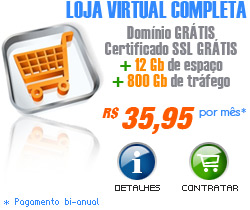 Loja virtual Super Shop